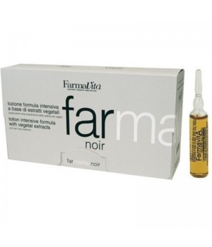 Farmavita Noir Lotion - Sérum proti vypadávaniu vlasov