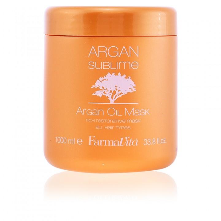 Argan  Maska s Arganovým olejom 1L