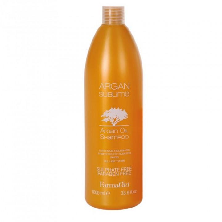 Argan  Šampón s arganovým olejom 1L