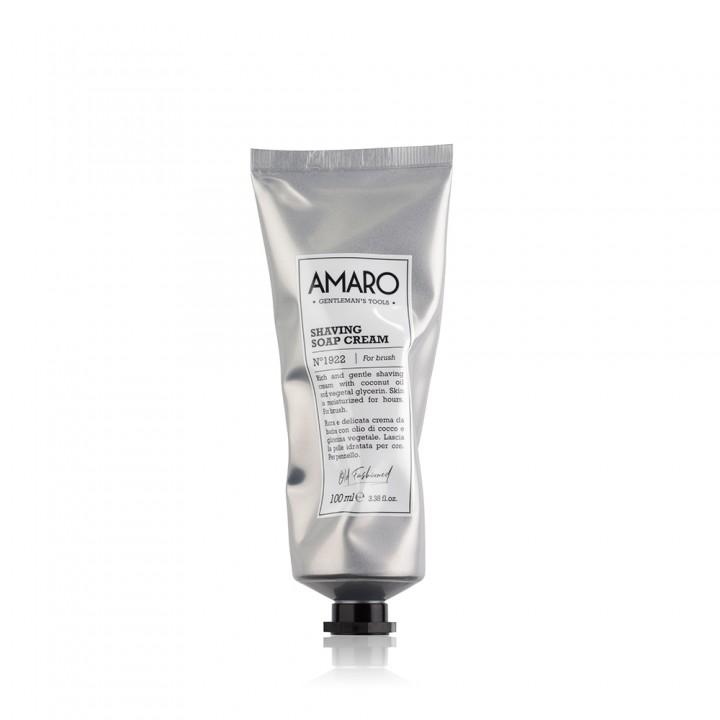 AMARO  Krémové mydlo na holenie