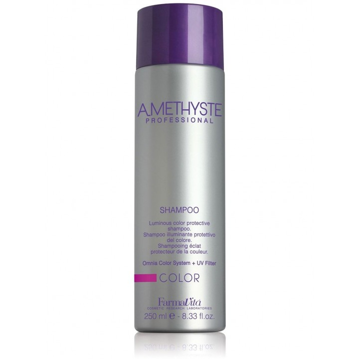 Amethyste  Šampón pre farbené vlasy