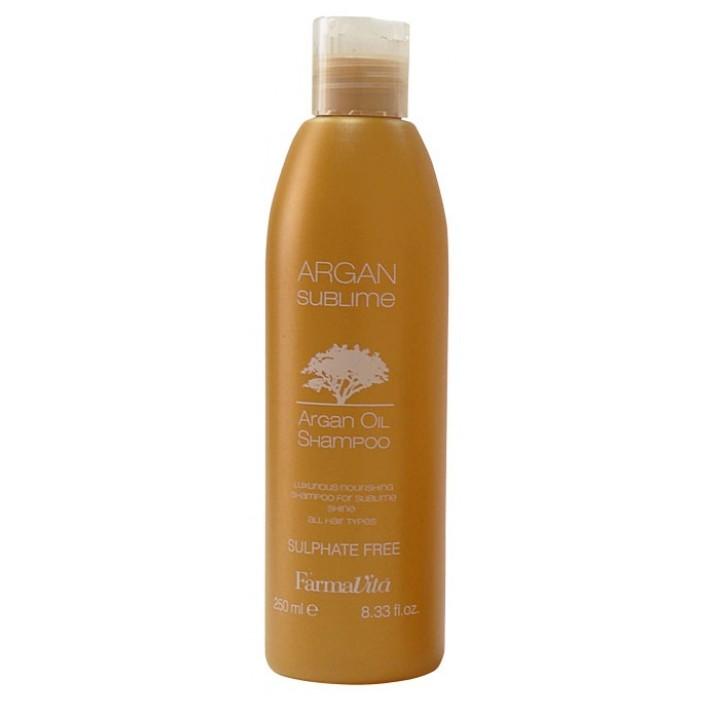 Argan  Šampón s arganovým olejom