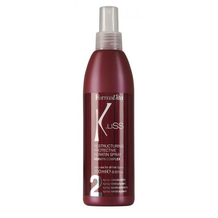 Restructuring Protective Keratin Spray - Preventívny rozprašovač s keraténom
