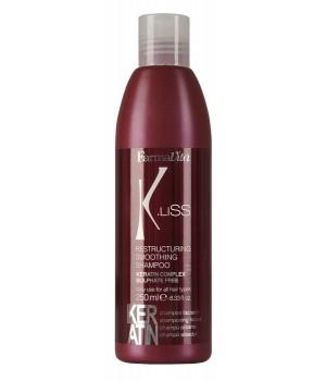 Restructuring Smooting Shampoo - Narovnávajúci šampón s keroténom neobsahujúci sulfáty