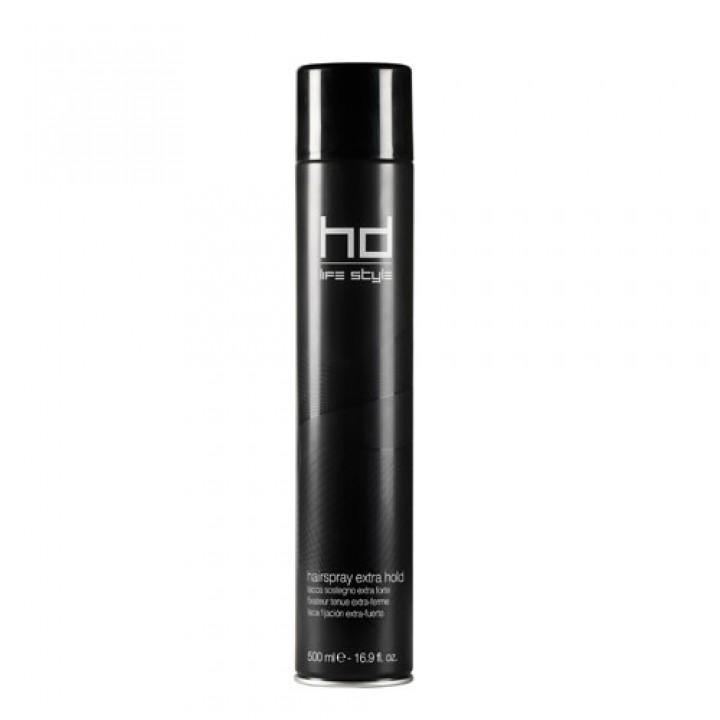 Hair Spray Extra Hold - Lak na vlasy super silného spevnenia