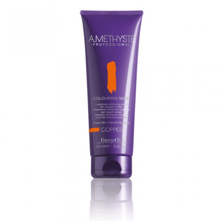 Amethyste colouring mask COPPER